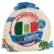 La Banderita Flour Tortilla, Street Taco