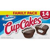 Hostess Chocolate CupCake Jumbo-Pack