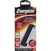 Energizer USB Charger, Portable, Box