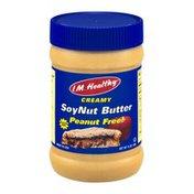 I.M. Healthy Peanut Free SoyNut Butter Creamy
