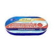 Roland Smoked Kippered Snacks