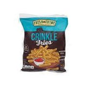 Fresh Thyme Crinkle Cut Fries