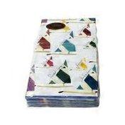 Caspari Set Sail Paper Guest Towel Napkins
