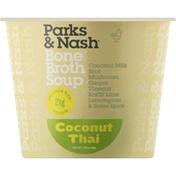Parks & Nash Bone Broth Soup, Coconut Thai