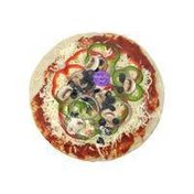 The Fresh Market Vegetable Pizza With Gluten-Free Dough & Ingredients