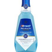 Crest Crest Pro-Health For Life Alcohol Free Gingivitis Protection Mouthwash for