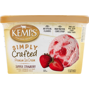 Kemps Ice Cream, Summer Strawberry