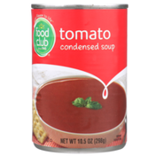 Food Club Tomato Condensed Soup