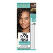 L'Oreal Root Rescue 10 Minute Root Hair Coloring Kit, 4A Dark Ash Brown