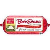 Bob Evans Farms Zesty Hot Pork Sausage