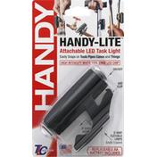 Handy Lite Task Light, LED, Attachable