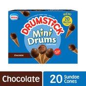 Drumstick MINI DRUMS Chocolate Sundae Cones
