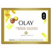 OLAY Moisture Outlast Ultra Moisture Shea Butter Beauty Bar