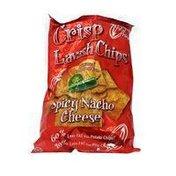 Lavash Spicy Nacho Cheese Chips