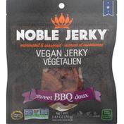 Noble Jerky Jerky, Vegan, Sweet BBQ Doux