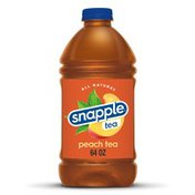 Snapple Tea, Peach