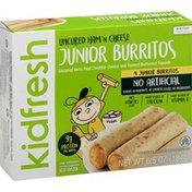 Kidfresh Burritos, Ham'n Cheese, Uncured, Junior