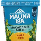 Mauna Loa Macadamia Milk, Non Dairy, Mango Liliko'i
