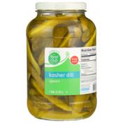 Food Club Kosher Dill Spears