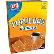 Gamesa Populares Cookies   Paper Box