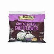 Fresh Thyme Mashed Cheese Herb Cauliflower