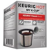 Keurig Dr Pepper Hot My K-Cup Reusable Coffee Filter
