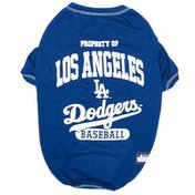 Doggie Nation Extra Large MLB Los Angeles Dodgers T-Shirt