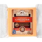 Black Creek Wisconsin Classic Extra Sharp Cheddar Cheese