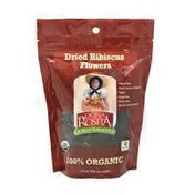 Dona Rosita Organic Dried Hibiscus Flowers