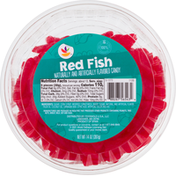 Ahold Candy, Red Fish