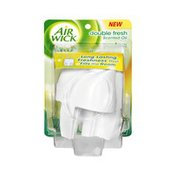 Air Wick Double Fresh Scented Oil Warmer
