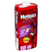 Huggies Diapers, Size 5 (Over 27 lb), Winnie the Pooh, Mega