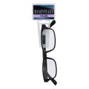 Essentials Non-Prescription Glasses Carter +3.25