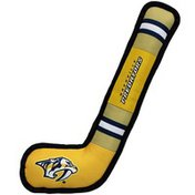 Pets First NHL Nashville Predators Stick Toy for Dogs & Cats