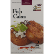 Yankee Trader Seafood New England Cod Fish Cakes
