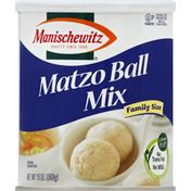 Manischewitz Matzo Ball Mix, Family Size