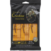Les Petites Fermieres Reduced Fat Cheese Sticks Cheddar