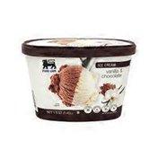 Food Lion Chocolate & Vanilla Ice Cream