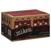 Mikes Hard Black Raspberry Lemonade, 4x6 Pack, Case
