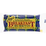 Amy's Kitchen Burrito, Breakfast