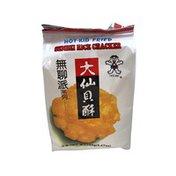 Wantwant Hot Kid Senbei Crackers