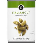 Publix Green Beans, Italian Cut