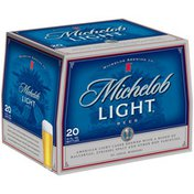 Michelob Light Beer Bottles