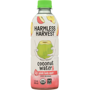 Harmless Harvest Juice Beverage, Coconut Water & a Hint of Pink Lady Apple