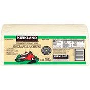 Kirkland Signature Low Moisture Part Skim Mozzarella Cheese