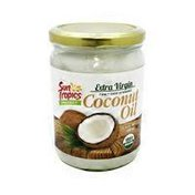 Sun Tropics Coconut Oil