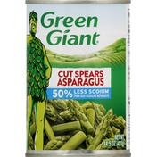 Green Giant Less Sodium Cut Asparagus Spears