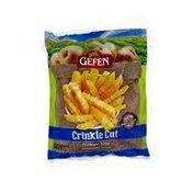 Gefen Crinkle Cut Premium Fries