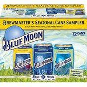 Blue Moon Brewmaster's Seasonal Cans Sampler Beer