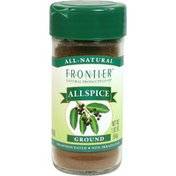 Frontier Natural Products Co-op Frontier Allspice Ground Jamaican